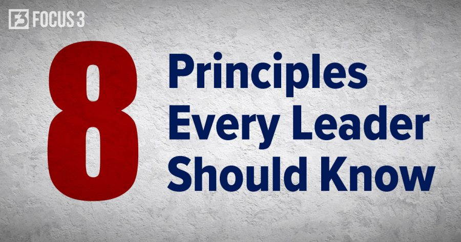 Leadership Skills | 8 Principles Every Leader Should Know