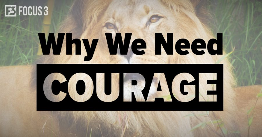 Why We Need Courage